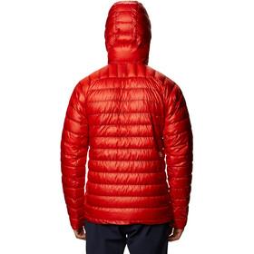 Mountain Hardwear Phantom Sudadera Capucha Hombre, rojo